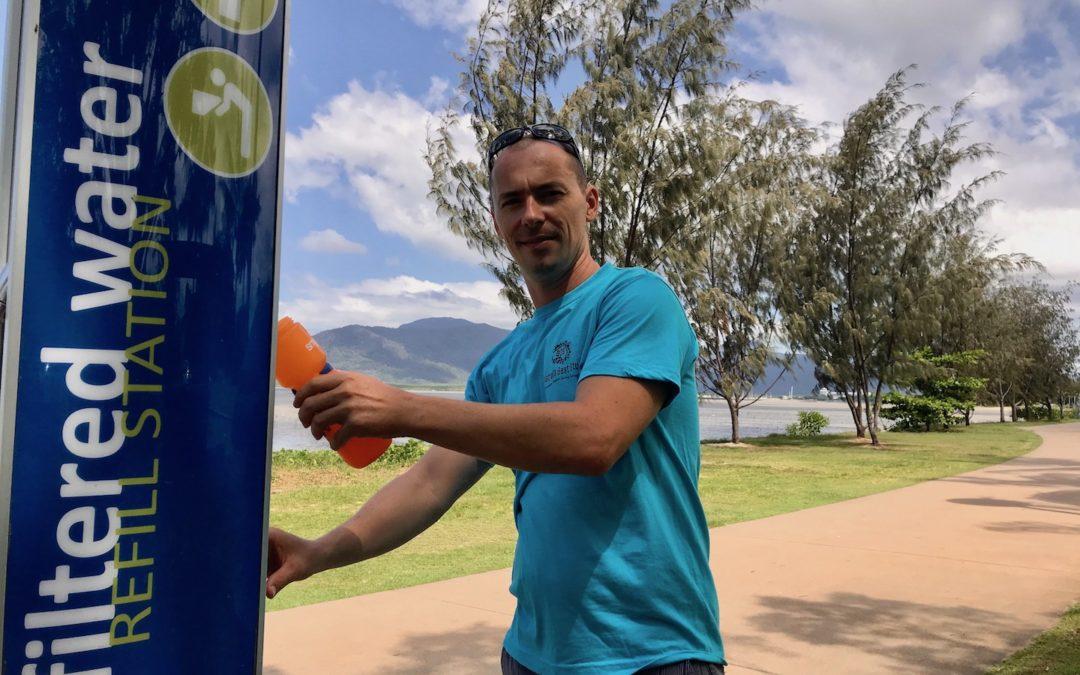 Pitná voda je Austrálii i z kohoutku.